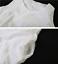 Dama-Vestido-sin-mangas-plisada-a-la-cintura-con-cordon-suelto-Capas-Holgado-Largo-Maxi-Rojo miniatura 6