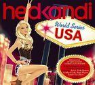 Hed Kandi: World Series USA by Various Artists (CD, Jul-2012, 3 Discs, Hed Kandi)
