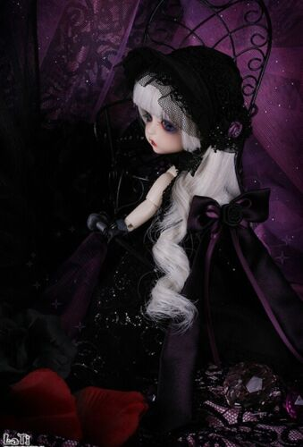 1//8 BJD Doll SD Doll Bloody Moon ver Lea BB Free Face Make UP+Free Eyes