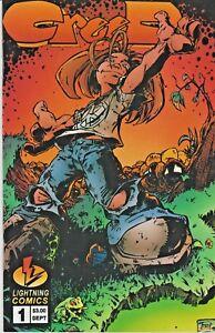 CREED-1-TRENT-KANIUGA-LIGHTNING-COMICS-1995-NICE