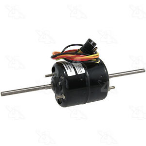Four-Seasons-35501-New-Blower-Motor-Without-Wheel