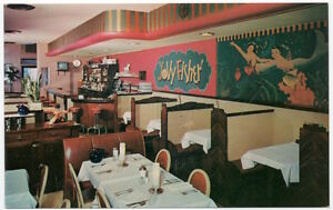 Details About Postcard Interior Jolly Fisher Seafood Restaurant In Duluth Minnesota 107781
