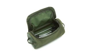 Trakker Deluxe Bivvy Peg Set and Bag