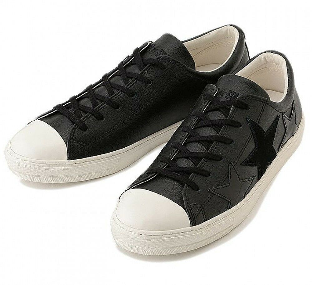 Converse All Star Coupe triostar Ox Hommes baskets Chaussures Noir Limited Japan