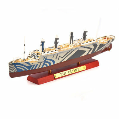 NEW 1:1250 ATLAS NORMANDIE Model Ship Steamer Metal Diecast Collection Gift Toy