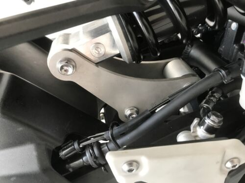 30mm Tieferlegung Lowering Kit RAC Hecktieferlegung Kawasaki Z 900 RS 2018-2019