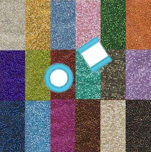 Miyuki Delica 11//0 7 grams 1200 Glass Seed Beads Matte 35 colors U-Pick