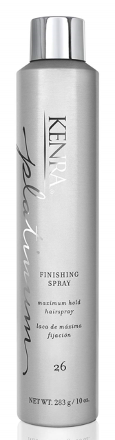 Kenra Platinum Finishing Spray #26, 55% VOC, 10-Ounce