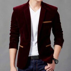 Men-Blazer-New-Spring-Fashion-Brand-High-Quality-Cotton-Slim-Fit