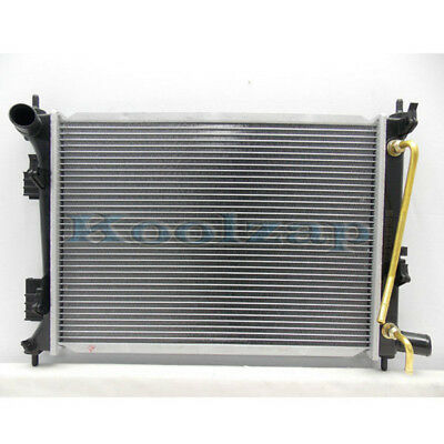 OE Replacement Radiator Partslink Number LX3010109