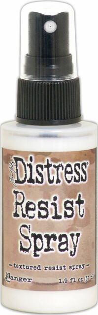 Tim Holtz Resist Spray 2oz Bottle -TDA62059