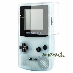 Glossy-Clear-Screen-Lens-Screen-Protector-Film-For-Nintendo-Game-Boy-Color-GBC