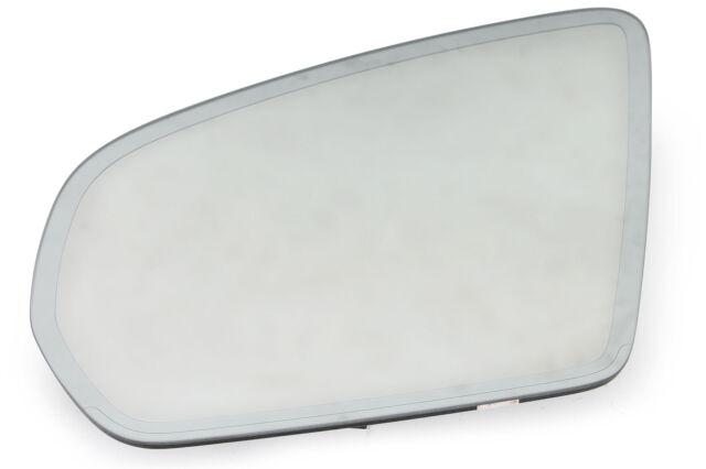 MERCEDES-BENZ E-CLASS W213 Left Wing Mirror Glass A0998101116 New Genuine 2017