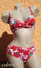 Bügel-Bikini der Spitzenklasse Gr. 40E von NATURANA! NEU! Rot