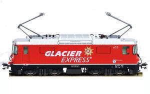 Kato-Scala-N-7074053-Loco-Elet-Glacier-Express-Ge-4-4-II-623-SBB-Nuova-OVP
