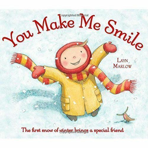 """1 of 1 - """"VERY GOOD"""" Marlow, Layn, You Make Me Smile, Book"""
