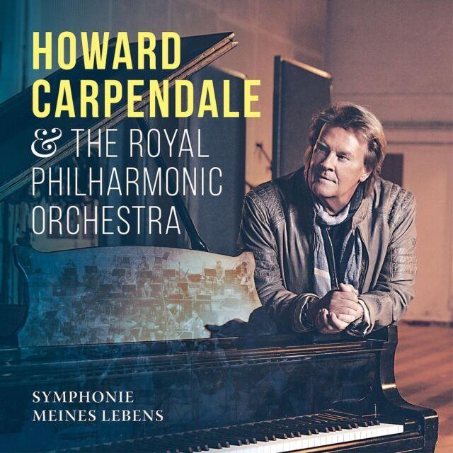 HOWARD CARPENDALE - Symphonie meines Lebens, 1 Audio-CD