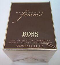 Essence de Femme Hugo Boss 50 ml Eau de Parfum concentre Spray NEU in Folie !