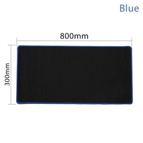 Cushion Keyboard Mouse Pad Rubber Computer Desk Mat For Laptop PC LOL Dota Game
