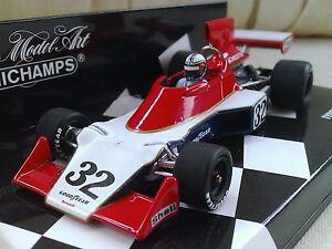 32-Tyrrell-Ford-007-Ian-Scheckter-1975-MODELLINO-F1-Auto-1-43-Minichamps