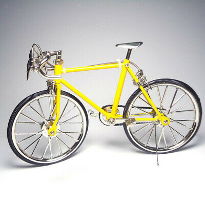 1:10 Diecast Racing Bike Bicycle Model Replica Cycling Kid Toy Decor Gift #C