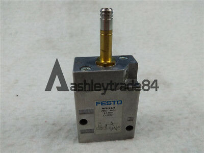 1PC NEW Festo MFH-3-1//8 7802 Solenoid Valve