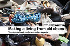 Making a Living from Old Shoes: Tanzanian Street Vendors as Urban Experts by Alexis Malefakis, Mareile Flitsch (Hardback, 2016)