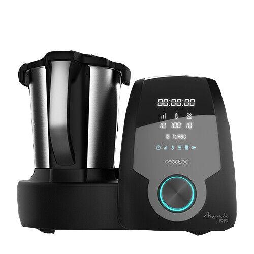 Robot de cocina Mambo 9590 CECOTEC / NUEVO MODELO / Incluye todo...