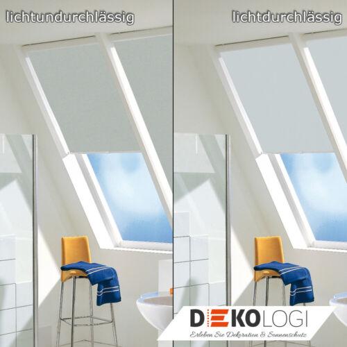 Rollo mit Haltekrallen für Roto Dachfenster Verdunkelungsrollo R75 735 847 320