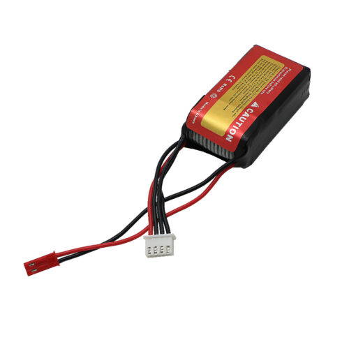 X3 3s lipo battery 11.1V 800mah 30C Quadcopter Helicopter RC Car Boat Recharge