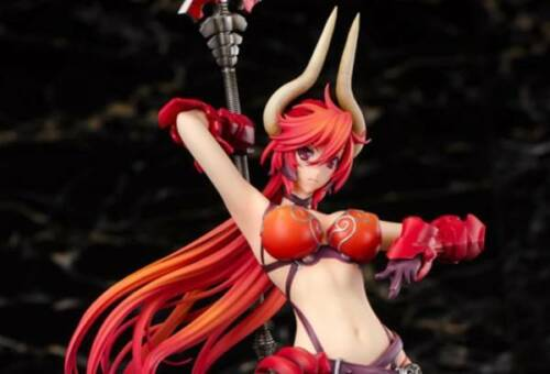 The Seven Deadly Sins Satan Statue of Wrath 1//8 PVC Figure from Japan NEW F//S
