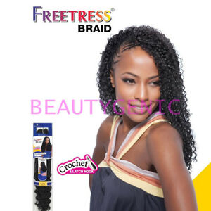 Freetress Bohemian Braid 20 Inches Braiding Hair Braids Bulk Crochet