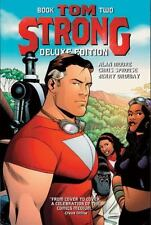 Tom Strong Vol. 2 by Alan Moore, Leah Moore and Peter Hogan (2010, Hardcover,...