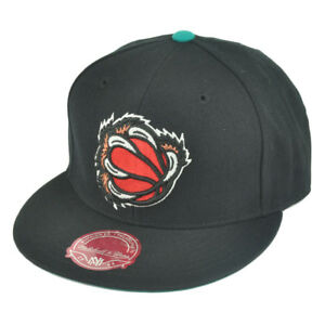 f993f397 Details about NBA Mitchell Ness TK40 Memphis Grizzlies Black Alternate  Fitted Hat Cap