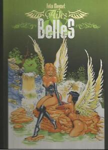 Felix-Meynet-Ailes-amp-Belles-Portfolio-n-1-editions-Bruno-Graff