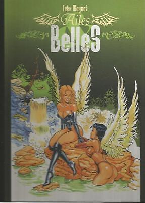 Félix Meynet - Ailes & Belles Portfolio n°1 - éditions Bruno Graff