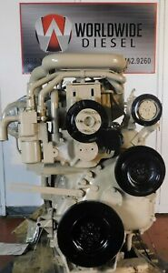 1987-Cummins-Big-Cam-IV-Diesel-Engine-315HP-Approx-443K-Miles-All-Complete