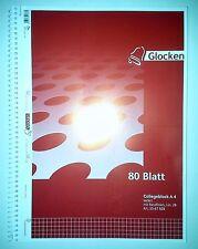 30 Blocco note ad anelli a 80 Foglio A4 Blocco Spirale Blocco College