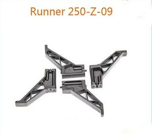 4-Stuecke-Original-Walkera-Runner-250-FPV-Quadcopter-Teile