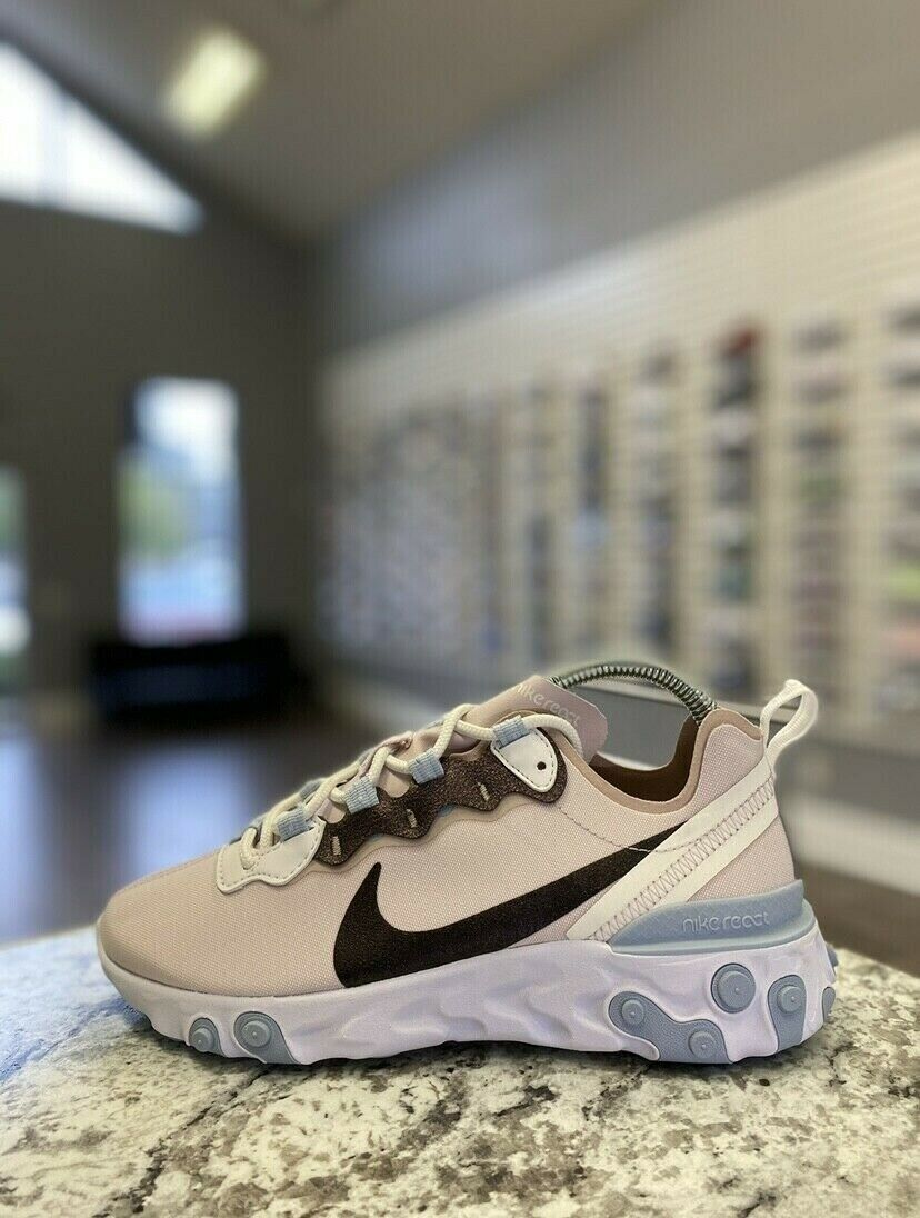 Size 7 - Nike React Element 55 SE Barely Rose 2019 for sale online ...