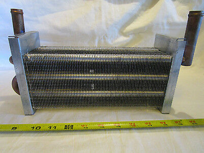 "UNIVERSAL AIR CONDITIONER A//C EVAPORATOR COIL CORE 3//4/"" Copper Hose Fittings"