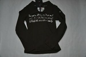 Bad-Girls-Shirt-Gr-128-Neu-braun