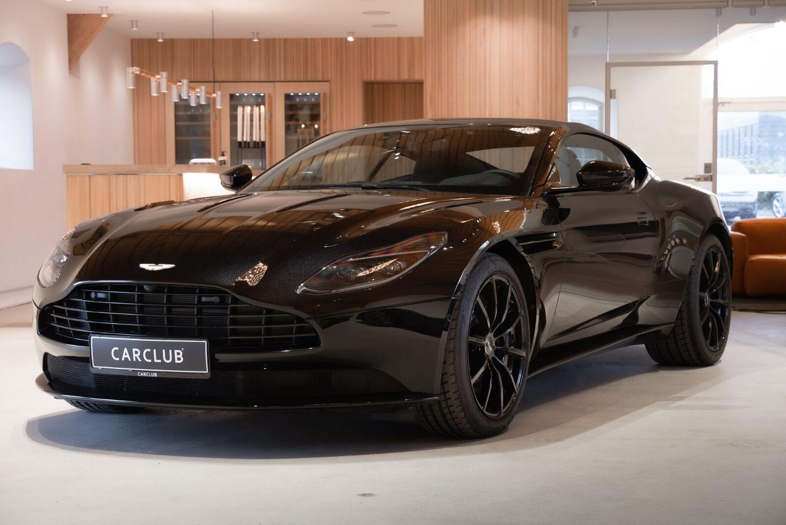 Aston Martin DB11 5,2 V12 Coupé AMR aut. 2d - 0 kr.