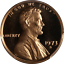 1973-S-Lincoln-Cent-PCGS-PR69RD-DCAM-Outstanding-Frost-STOCK thumbnail 1
