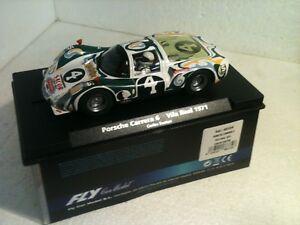 Qq 88334 Fly Porsche Carrera 6 Vila Réelle 71 # 4 Carlos Santos