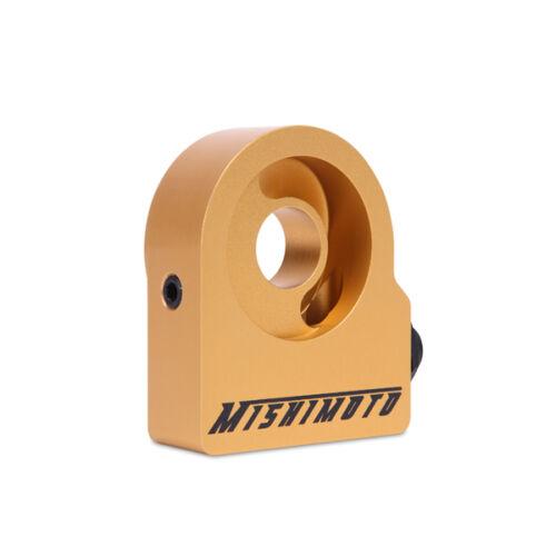 Gold MMOP-SPT Mishimoto Mishimoto Thermostatic Sandwich Plate M20