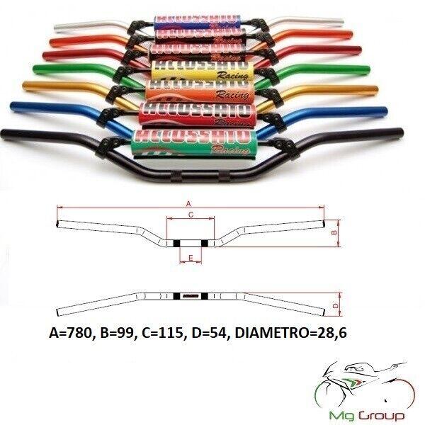 Alu-Lenker Accossato 28 Falten Hohen schwarz HUSQVARNA SMR 250 250 2008 2009  | Um Zuerst Unter ähnlichen Produkten Rang