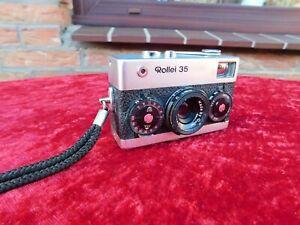 Rollei 35 mit Tessar 3,5 / 40 mm ,Kleinbildkamera