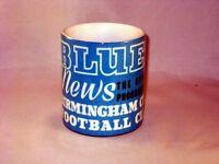 Birmingham City Football Programme Collectors Great New MUG
