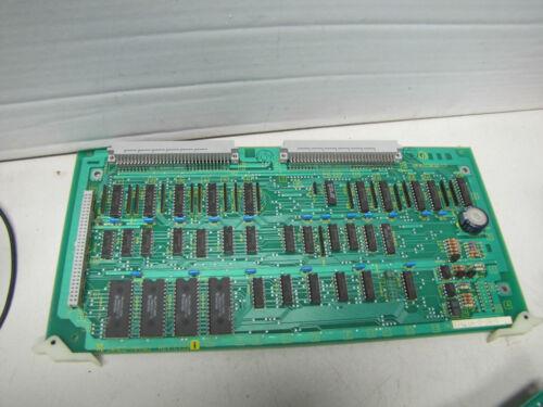 YASKAWA MOTOMAN ROBOTICS CPU MEMORY CIRCUIT BOARD JANCD-MM14D DF8203830-C0